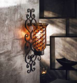 American Atelier Glass & Metal Lighting Wall Sconce in 4 Styles New