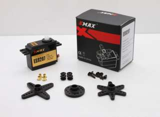 Emax ES9207 Trex 450 500 Helicopter Tail Servo 20g