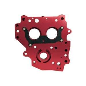8010 High Flow Cam Support Plate For Harley Davidson Chain Drive Cams