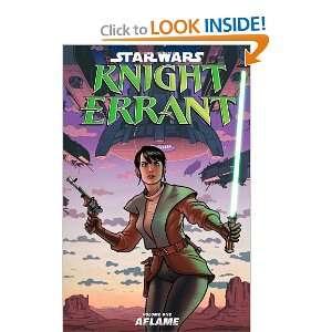 Knight Errant, Vol. 1   Aflame [Paperback] John Jackson Miller Books