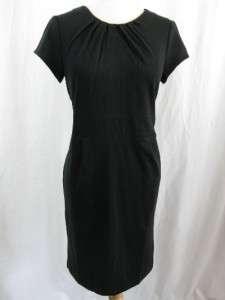 NEW Merona Womens Ponte Dress w/ Pleats   Assorted Colors