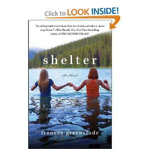 Shelter A Novel Frances Greenslade 9781451661101  Books