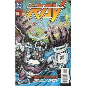 The Ray #13 June 1995 Christopher Priest, Howard Porter Books