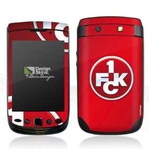 Skins for Blackberry Torch   1. FCK Logo Design Folie Electronics