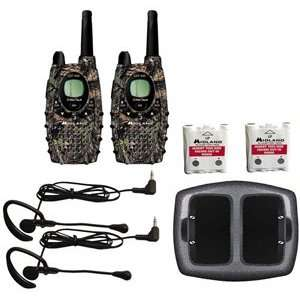 Midland GXT450VP4 Cammo GMRS Radio Value Pack