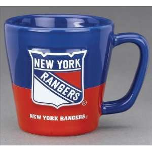 NEW YORK RANGERS 14 oz. Center Ice Sculpted COFFEE MUG