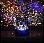 Dreamy Star Planetarium Projection Lamp Projector LED Light night baby