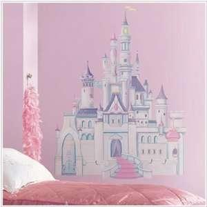 Disney Princess Castle Giant Wall Sticker