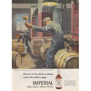 Imperial Hiram Walkers Blended Whiskey Barrels Hiram Walker Books