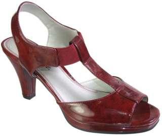 Life Stride Arden 2 High Heel Womens Sandal Mid High Heel Shoes High