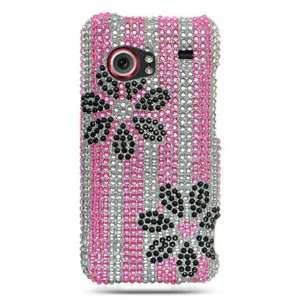 Premium Full Diamond Crystal Case for HTC Incredible