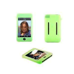 Apple iPod Touch Green Silicone Case