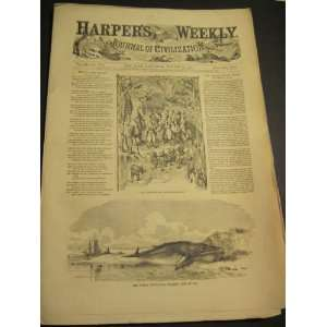 HARPERS WEEKLY, AUGUST 27, 1859 (VOL III No. 139): HARPER