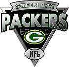 pair (2)   6 GREEN BAY PACKERS CAR WINDOW, WALL, OR CORN HOLE DECAL