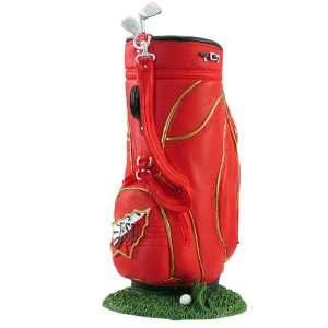 Florida State Seminoles (FSU) Golf Bag Pen Holder Sports