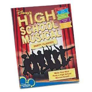 High School Musical Party Planner: Home & Kitchen