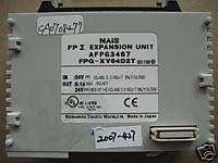 Panasonic/Nais PLC FPG XY64D2T Programmable Controller