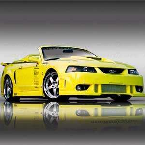 Ford Mustang 99   UP  Ford Mustang Black Widow II Kit in