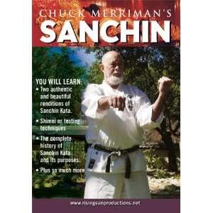 Chuck Merrimans Sanchin Hanshi Chuck Merriman, Y
