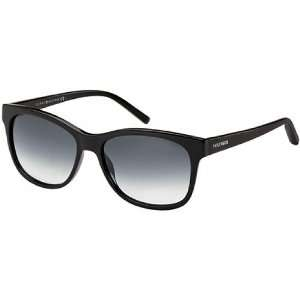 Tommy Hilfiger 1985/S Womens Sports Sunglasses   Black/Gray Shaded