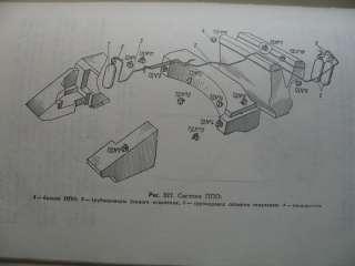 VINTAGE RUSSIAN MANUAL tank T 72 T 72A Dolly Parton 89y