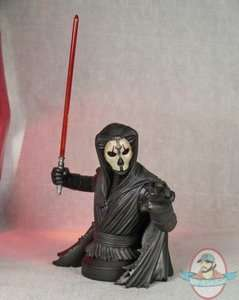 Star Wars Darth Nihilus Mini Bust by Gentle Giant