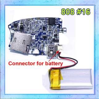 New #16 808 HD Micro Car Key Chain Camera DVR Driving Recorder 720P H