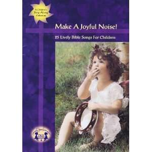 Make a Joyful Noise Music Songbook (9781575831428) Twin