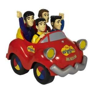 The Wiggles Wiggle nGiggle Big Red Car Everything Else
