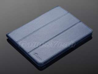 For The New iPad 3 3rd & iPad 2 Generation Smart Cover PU Leather Case