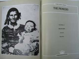 The PIONEERS Time Life Old West Series Book American Western History