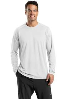 Sport Tek Dry Zone Long Sleeve Raglan T Shirt. T473LS