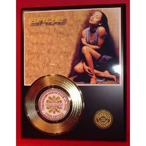 Gold Record Outlet SADE 24KT Gold Record Display LTD