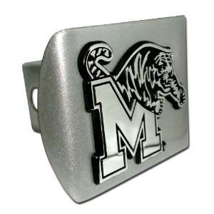 NCAA College Sports Steel Trailer Hitch Cover Fits 2 Inch Auto Car