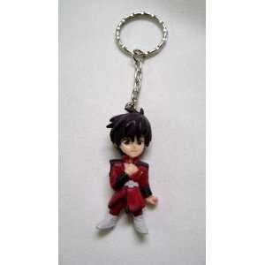 Gundam Seed Chibi Shinn Asuka Key Chain Toys & Games