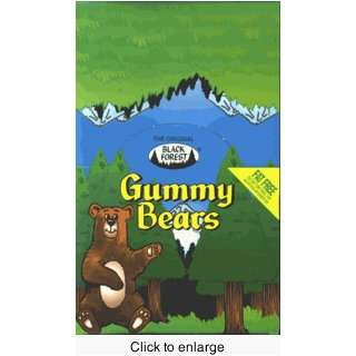 Black Forest Gummy Bears Grocery & Gourmet Food