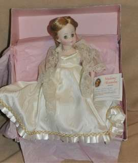 Discontinued Madame Alexander First Lady Harriet Lane Ser III 1965