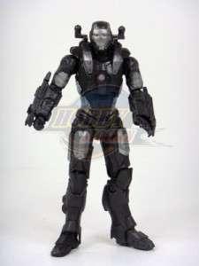 Marvel Universe Iron Man 2 Movie Series War Machine