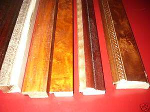 PICTURE FRAME MOULDING high end beautiful MIXTURE