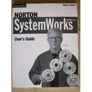 Norton SystemWorks Version 2.0 Users Guide N/A Books