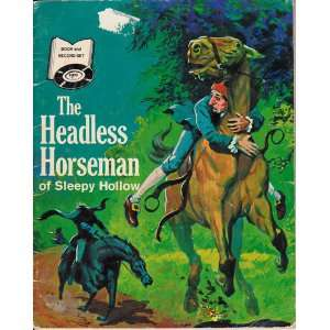 The Headless Horseman of Sleepy Hollow Book and Record Set: