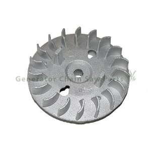 Yamaha ET950 Engine Motor Aluminum Flywheel Parts: Patio