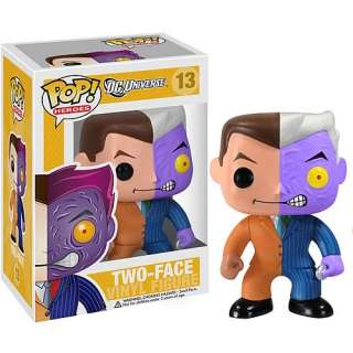 FUNKO POP HEROES DC UNIVERSE TWO FACE VINYL FIGURE