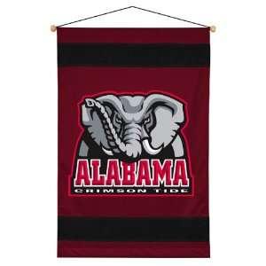 Collegiate Alabama Crimson Tide MVP Wall Hanging