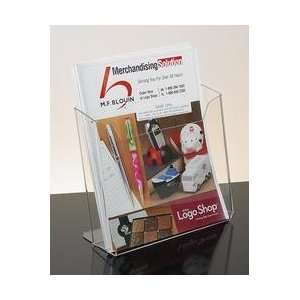 D01961    Single Pocket Brochure Holder for 8 5/8w x 8h