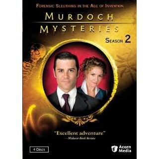 Murdoch Mysteries Season 3 Yannick Bisson, Helene Joy