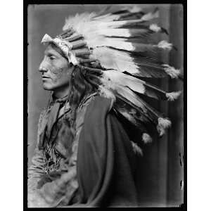 Whirling Horse,American Indian,Buffalo Bills Wild West Show