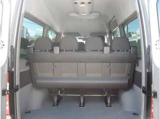 Sprinter Dodge OEM Passenger Bench Seat Mercedes Seats 2002 2006 and