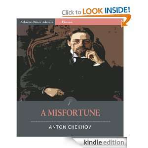 Misfortune (Illustrated) Anton Chekhov, Charles River Editors