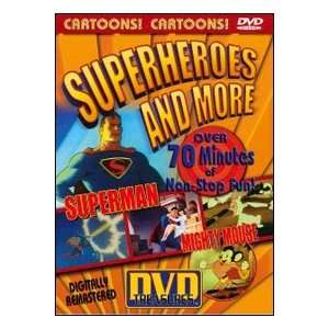 Classic Cartoons   Superman & Mighty Mouse: Movies & TV